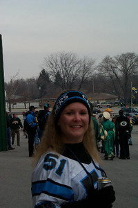 Panthers @ Packers December 12th 1999