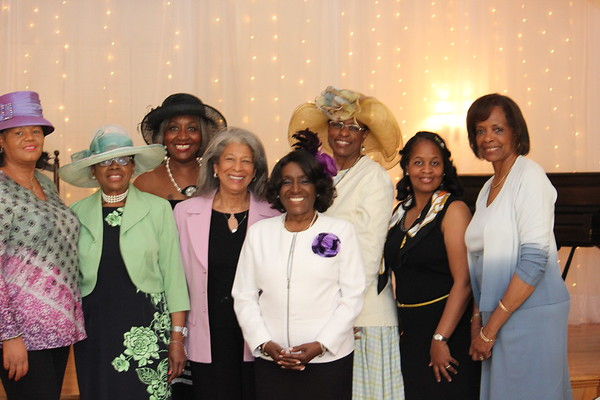 The Woman's Club of Englewood Tea Fundraiser