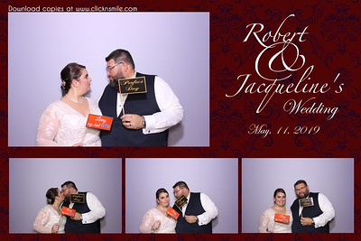 Robert & Jacqueline's Wedding