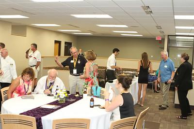 Presidents Club Reception-HC 2015