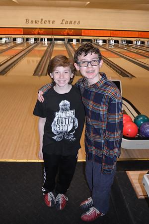 Eton bowling