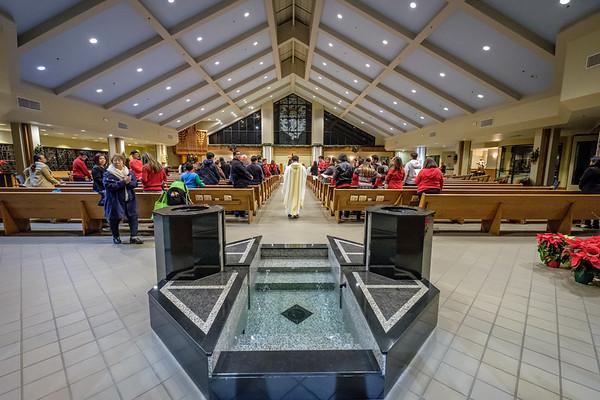 2017 9th Simbang Gabi - St. Anthony's Church