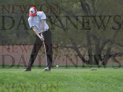 Newton High boys' golf 2019