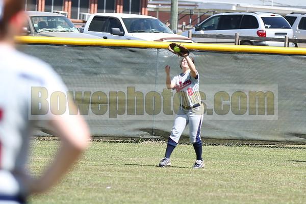 Raleigh at South Jones (2013 softball)