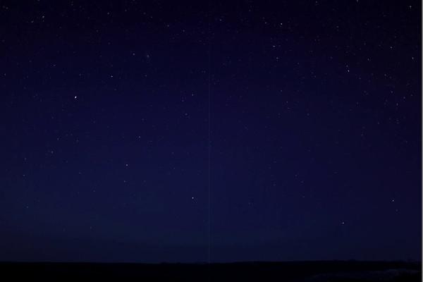 Aurora Time Lapse:  Mt Aurora - Alaska - March 28-29, 2012