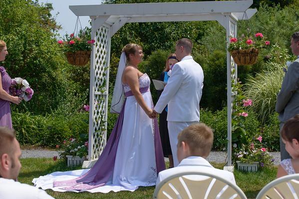 melissa and phil wedding