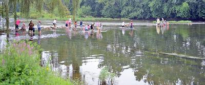 Discovering the Aquatic life of Penns Creek 2012
