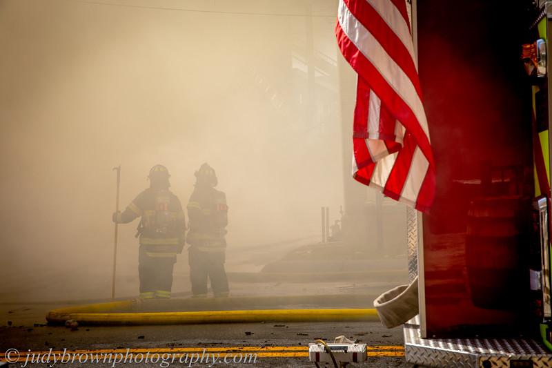 Natick Downtown Fire 072219