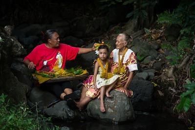 What happen to the Mana in Fatu Hiva ?
