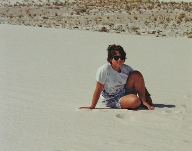 2002 - Trip to Roswell & White Sands National Monument