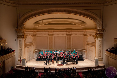 Trinity Choir at Carnegie Hall