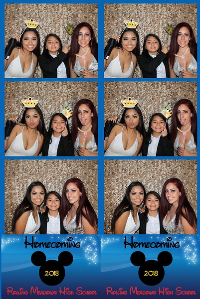 """Rolling Meadows High School """"Homecoming 2018"""""""