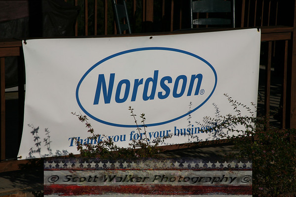 Nordson Golf - 2010 Adhesives Community Giving Campaign