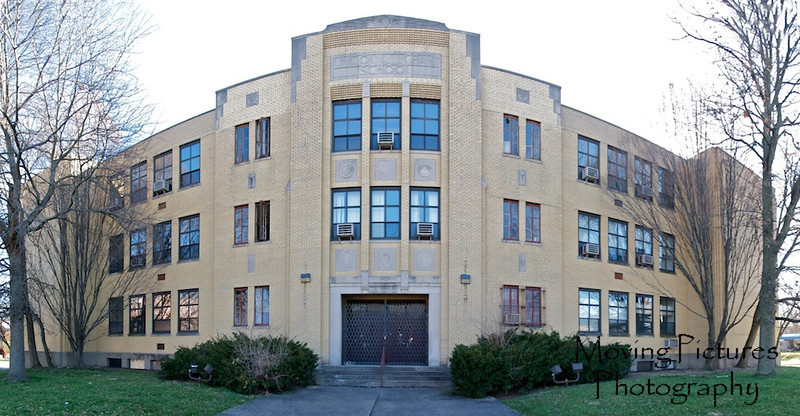 834 Garrard St. - Lincoln-Grant School - built 1932