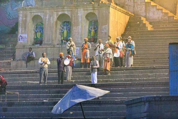 Varanasi - Delhi - Brussel - Dag 16 & 17