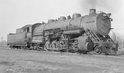 CB&Q—Locomotives/Motorcars