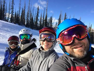 Colorado Ski Trip 2017