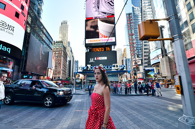 MovieSpot NYC Walk