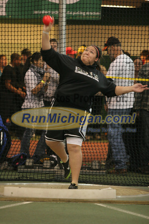 B&G Shot Put - 2012 MITS Finals