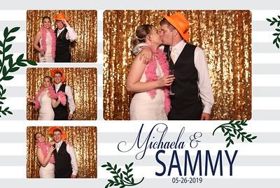 Michaela and Sammy - Briscoe Manor - 5.26.2019