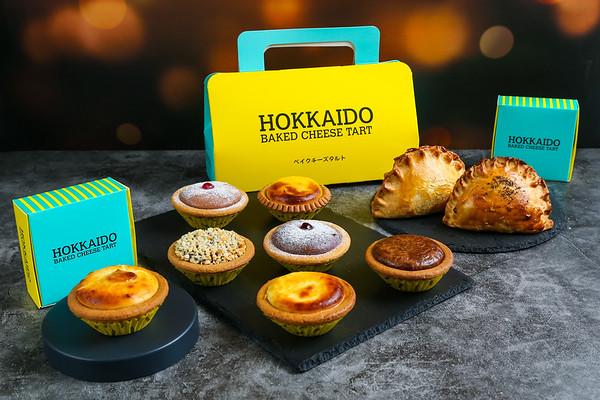 Hokkaido Baked Cheesetart