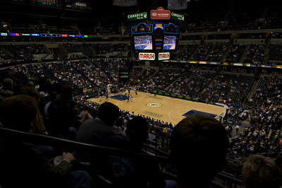 Indiana Pacers vs Orlando Magic
