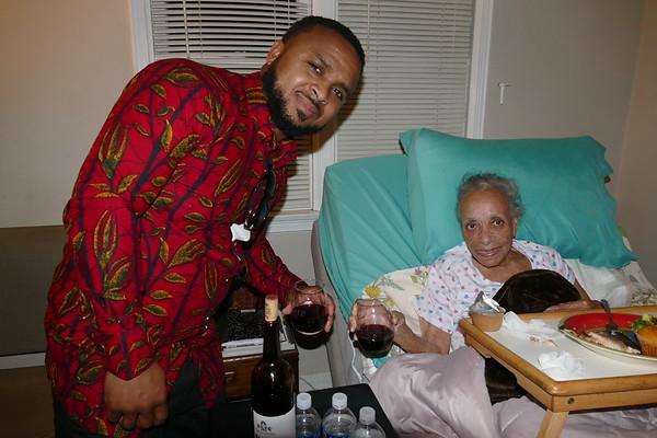 Gran Gran Mom Adele 95th Party