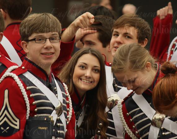 2014 OMHS Concert Season Bands