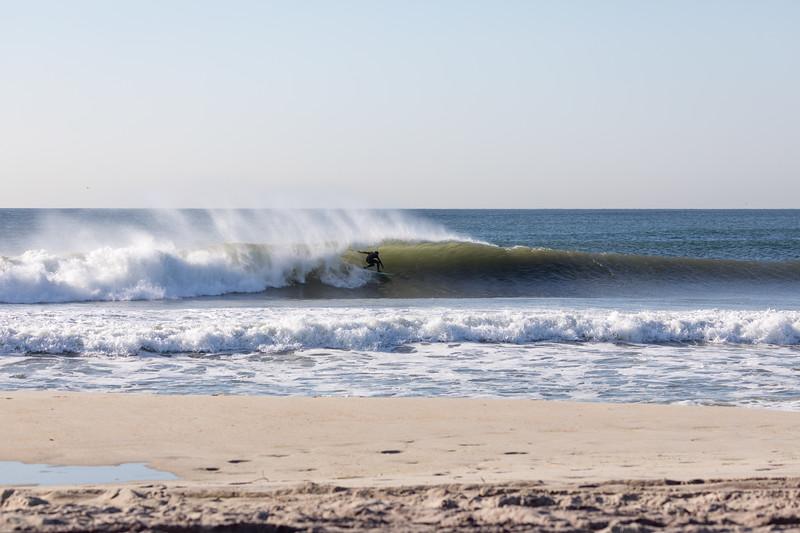 Surfing Long Island NY 4/3/19
