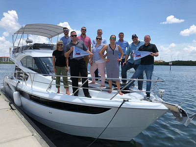 2018 Marketing Boat Day