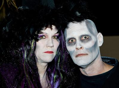Wine Group Halloween 2009
