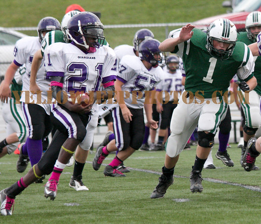 10/15 FRESHMAN FOOTBALL WRHS VS SPM
