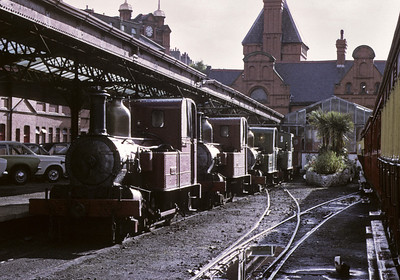 Isle of Man Steam Railway, 1974