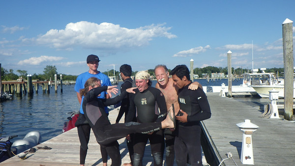 2014-08-14 Staff Day to River Fish