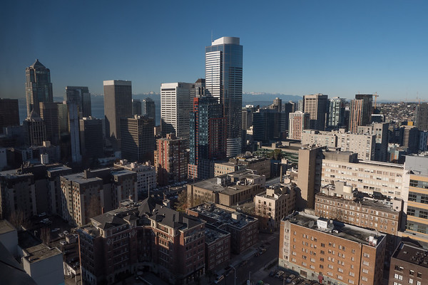 Seattle, at the end of 2017 was proclaimed by some to be the leader in a tight race with cities in the Southeast, as the fastest growing metro area in the US. At the beginning of 2018 62 construction cranes were swing their loads over the skyline, about 60 percent more cranes than any other U.S. city. Its hard to keep accurate current statistics but at the beginning of 2017 there were a total of 68 active construction projects underway, with a total of 110 major developments due to open in the next couple of years and dozens more on the drawing board. All this growth is providing employment for a small army of construction works and office space for some 40,000 Amazon employees among other professional workers. As a consequence of Amazon hiring and that by other companies in a burgeoning economy, the population within the city limits alone has risen by over 20 percent in the last seven years. The high paying jobs have had consequences good and bad but one thing is for sure; Seattle is no longer the provincial city tucked off in the corner of the country but has become an economic and technological powerhouse.