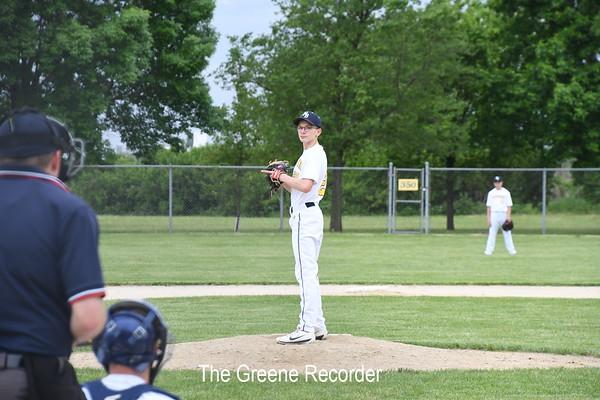 Baseball vs Lake Mills