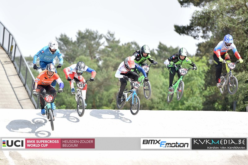 UCI BMX World Cup 5 Zolder (part 2)