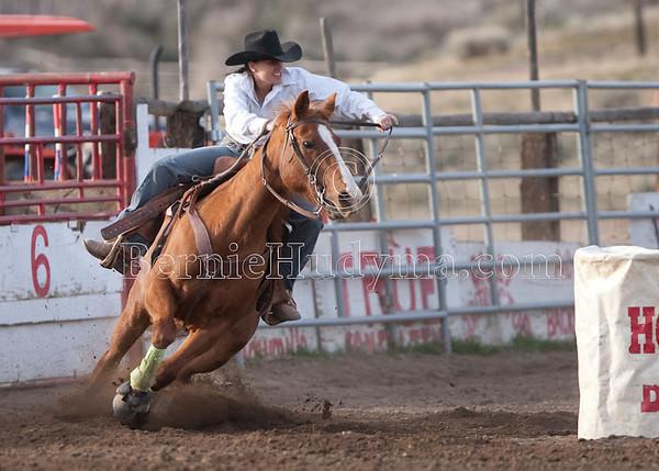Saturday Barrels- Riders 31-43