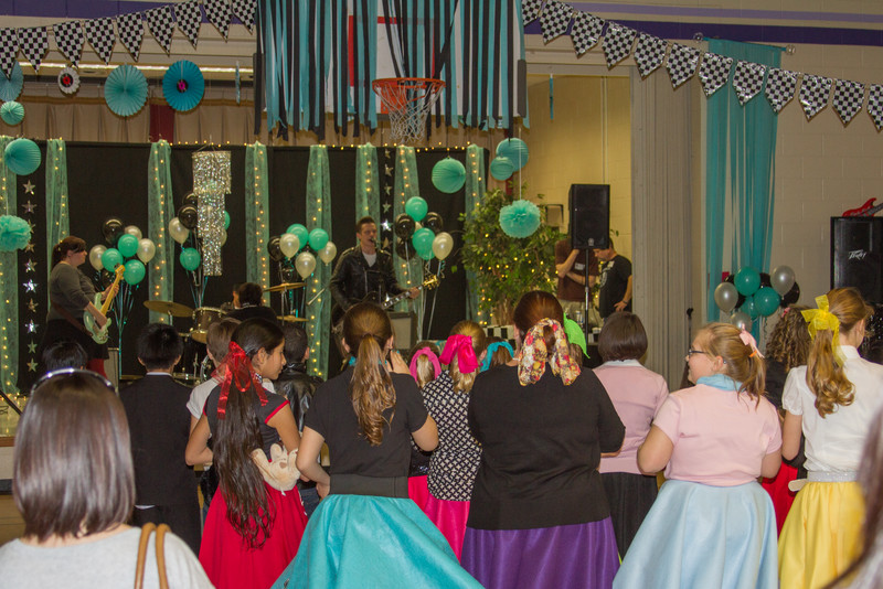 2015 - 5th Grade Sock Hop