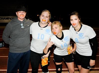 1-18-2013 - Senior Night - Cactus Girls Soccer