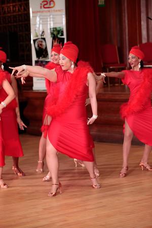 London Gala Ball 2015 Group Dances