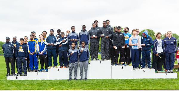 NJCAA Outdoor Track & Field  DIII National Championships (Day 3)