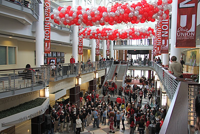 2011 Ohio Union 1st Anniversary Celebration