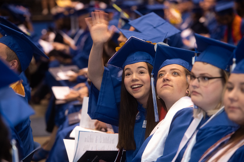 Spring Commencement 2019