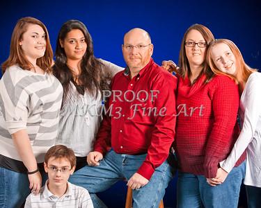 Doug Morris Family