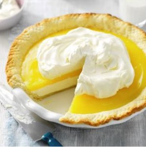 Lemon Supreme Pie (Taste of Home)