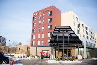 Hyatt Place Ann Arbor Grand Opening 2018