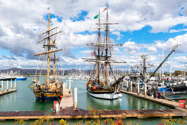 TALL SHIPS 2018 VENTURA HARBOR
