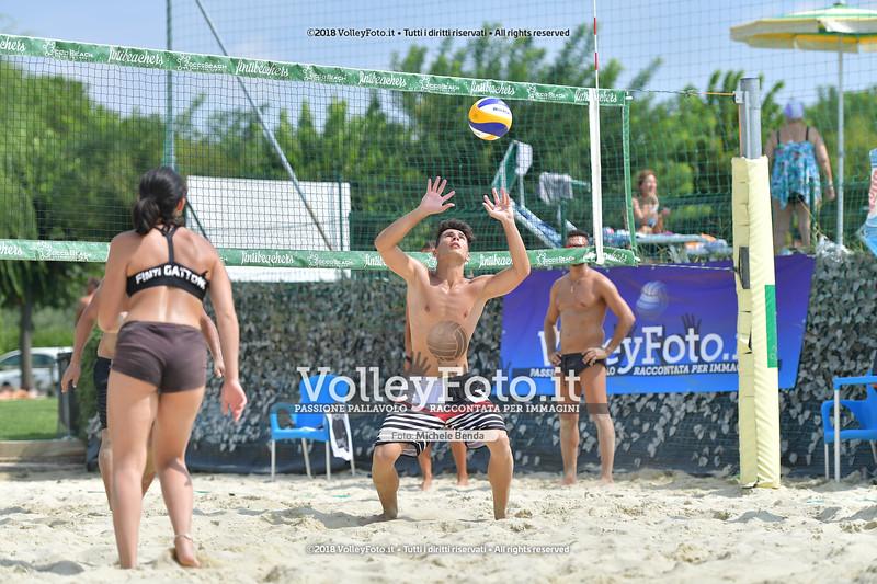 presso Zocco Beach PERUGIA , 25 agosto 2018 - Foto di Michele Benda per VolleyFoto [Riferimento file: 2018-08-25/ND5_8763]