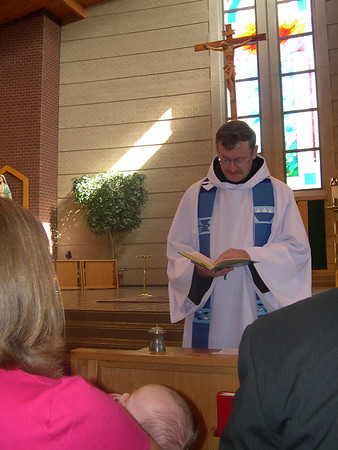 Luke's Baptism